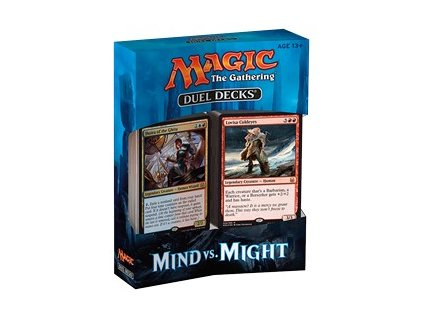 Duel Deck Mind vs. Might