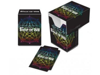 Force of Will - Magic Circle krabička