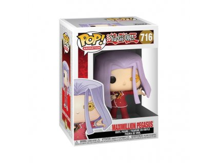 Yu-Gi-Oh! Funko POP! figurka - Maxmillion Pegasus