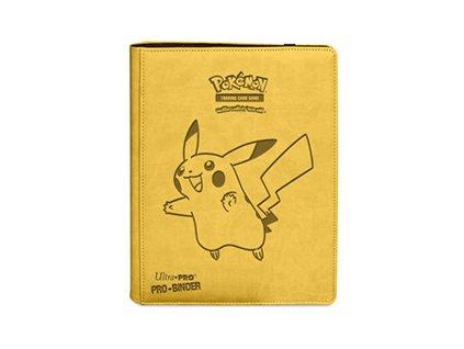 Ultra PRO - Pikachu Premium PRO-Binder