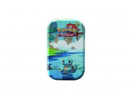 Pokémon - Kanto Friends Mini Tin (Squirtle)
