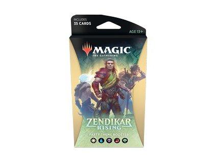 Magic: the Gathering - Zendikar Rising Theme Booster - Party