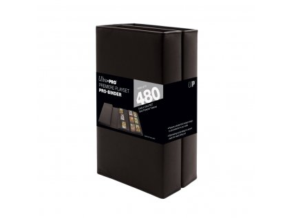 Ultra PRO - Premiere Playset PRO-Binder (Black)