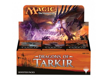 produkty 22758 Magic Dragons of Tarkir Booster Box