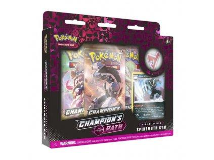 pokemon champion s path pin collection spikemuth gym ballonlea gym hammerlocke gym 182969