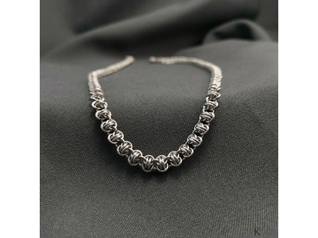 Jemný náhrdelník Barrel (2)