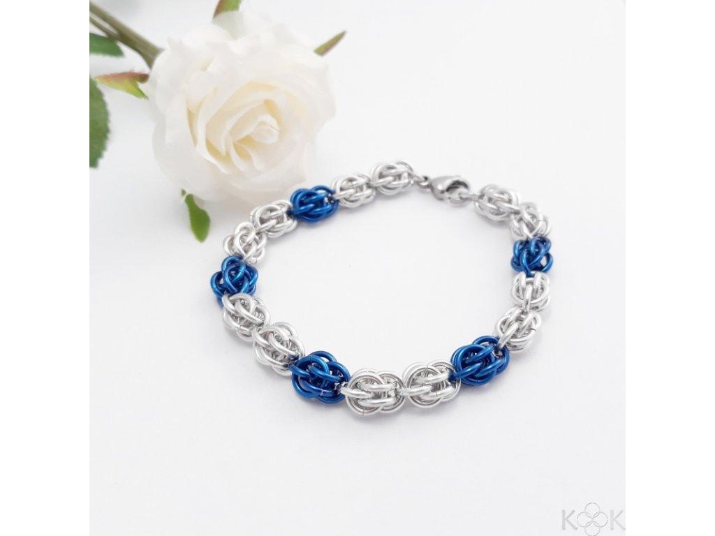 000426 Bublinkový stříbrno modrý (4)