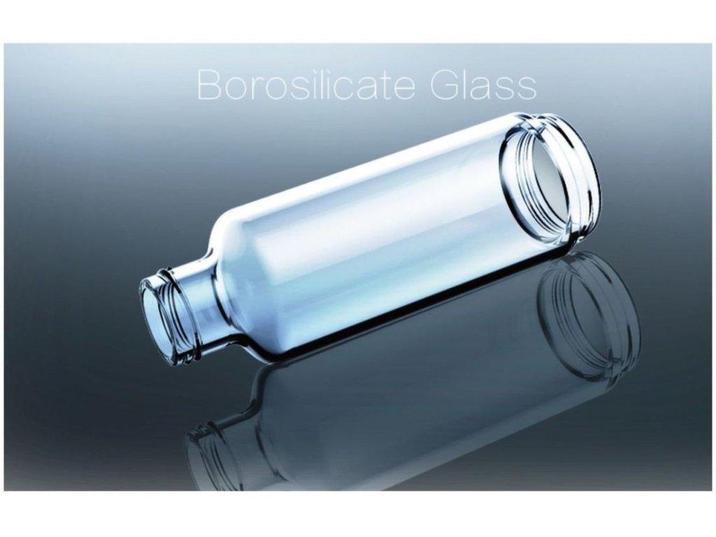 Náhradní sklo k lahvi Q10