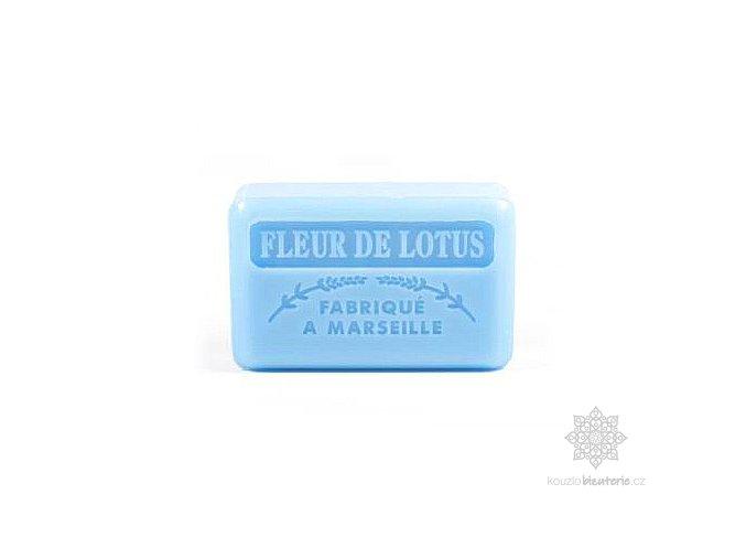 Marseillské mýdlo Foufour Lotosový květ