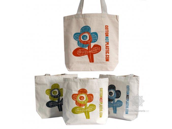 nákupní taška plátěná