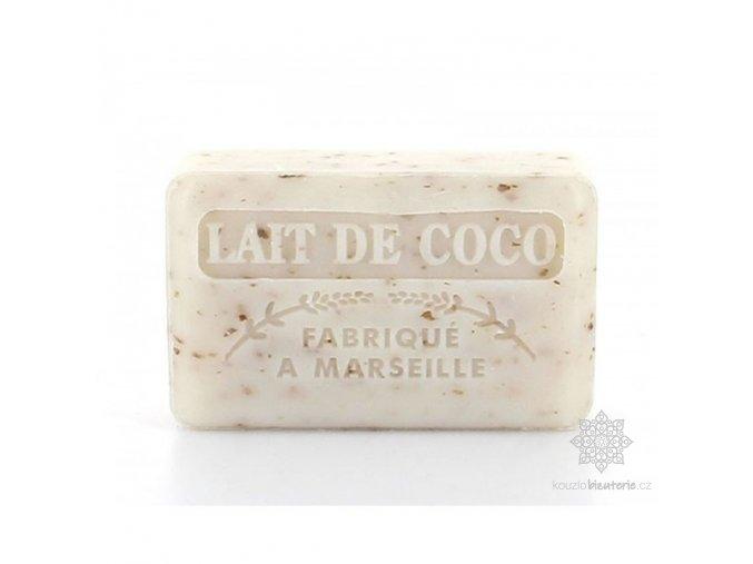 savonnette lait de coco 125 g