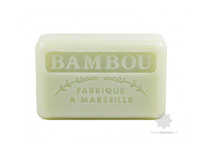 Marseillské mýdlo Foufour Bambou