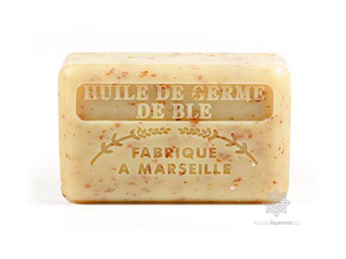 Marseillské mýdlo Foufour s olejem z pšeničných klíčků