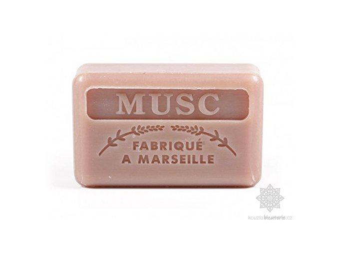 Marseillské mýdlo Foufour Pižmo