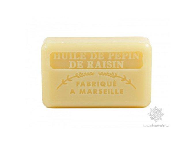 Marseillské mýdlo Foufour s olejem z hroznových jader