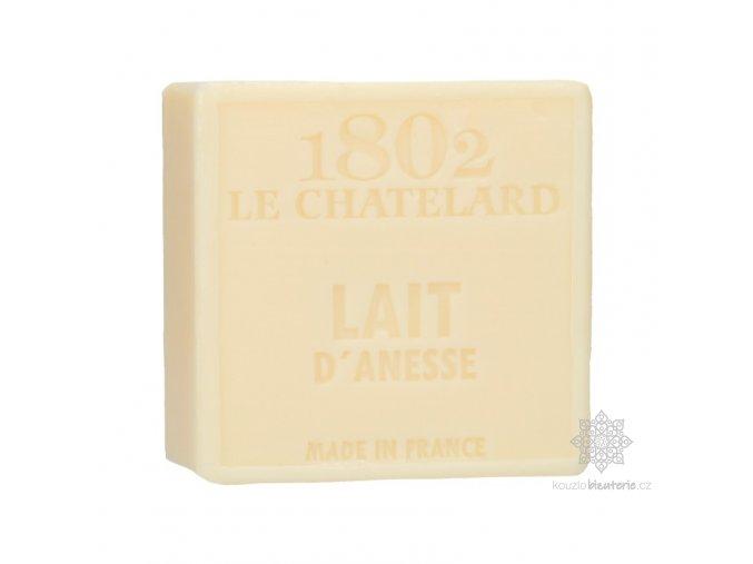 savon carre 100 g lait d anesse sans palme