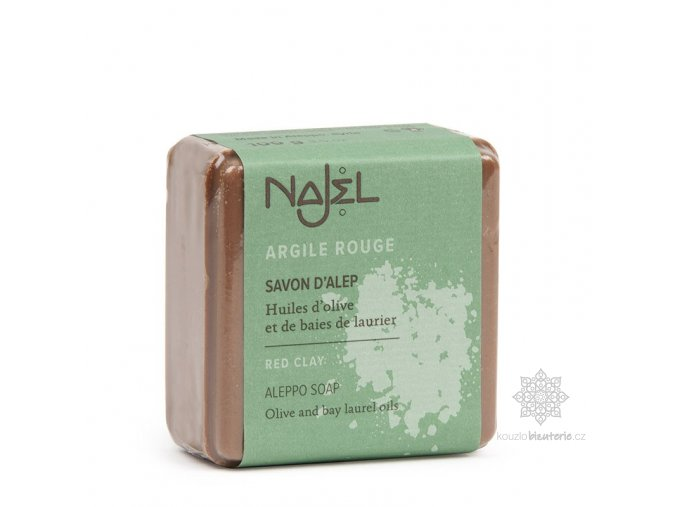 aleppo soap with red clay 35 oz