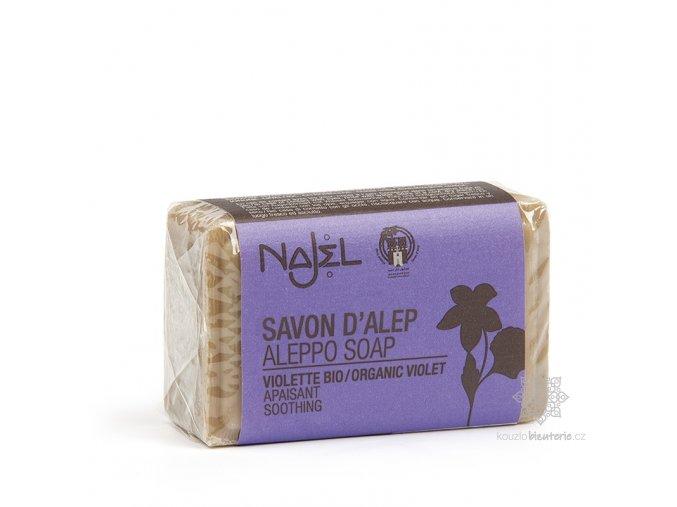 aleppo soap with organic violet 35 oz