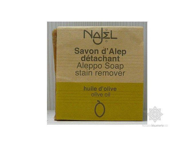 Přírodní syrské mýdlo Najel
