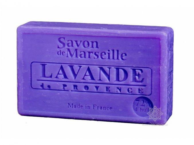 Marseillské mýdlo Le Chatelard 1802 Levandule
