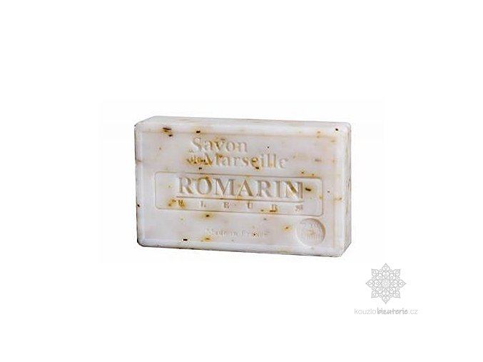Marseillské mýdlo Le Chatelard 1802 Rozmarýn