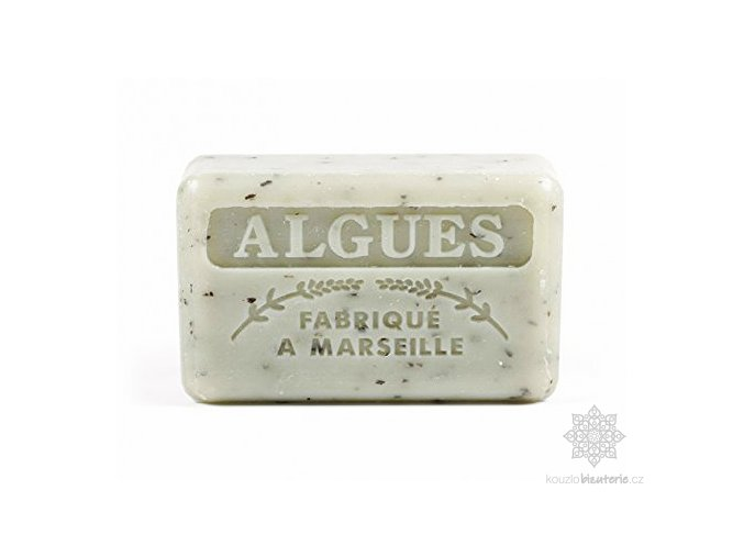 Marseillské mýdlo Foufour Mořské řasy
