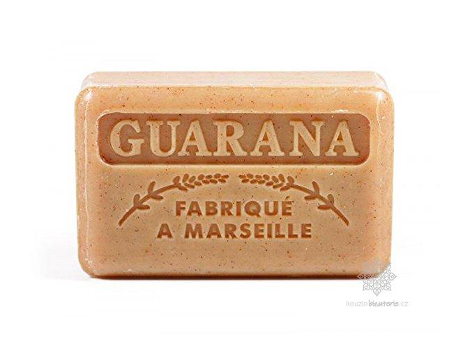 Marseillské mýdlo Foufour Guarana