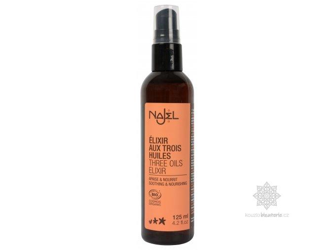 Olej Elixír tří olejů 125 ml