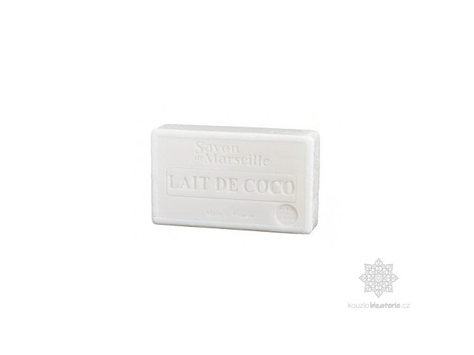 Marseillské mýdlo Le Chatelard 1802  Kokosové mléko