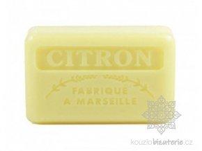 Marseillské mýdlo Foufour Citron