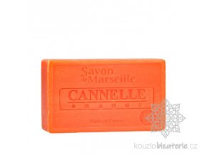 savon 100 g cannelle orange
