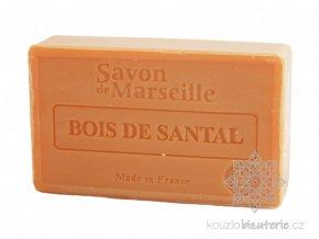 Marseillské mýdlo Le Chatelard 1802 Santálové dřevo