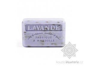 Marseillské mýdlo Foufour levandule