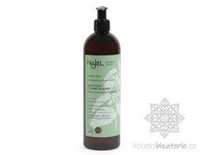 aleppo soap shampoo 2 in 1 greasy hair certified cosmos organic 169 floz