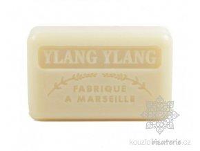Marseillské mýdlo Foufour Ylang Ylang