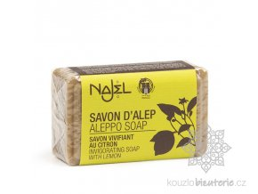 aleppo soap with lemon essential oil 35 oz