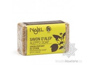 aleppo soap with lemon essential oil 35 oz
