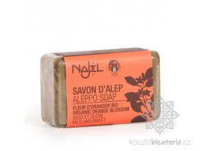 aleppo soap with organic orange blossom 35 oz