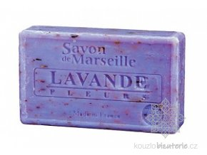 Marseillské mýdlo Le Chatelard 1802 Levandule sušený květ