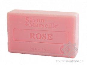 Marseillské mýdlo Le Chatelard 1802 Růže