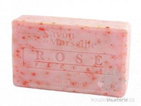 Marseillské mýdlo Le Chatelard 1802 Květ růže
