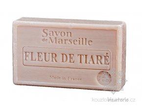 Marseillské mýdlo Le Chatelard 1802 Květ tiare