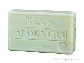 Marseillské mýdlo Le Chatelard 1802  Aloe vera