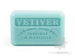 Marseillské mýdlo Foufour Vetiver