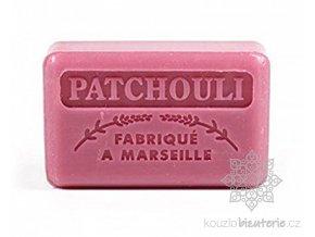 Marseillské mýdlo Foufour Patchouli