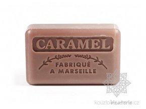 Marseillské mýdlo Foufour Karamel