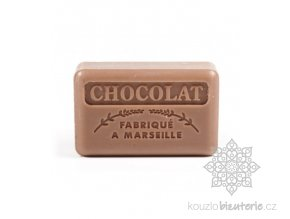 Marseillské mýdlo Foufour Čokoláda
