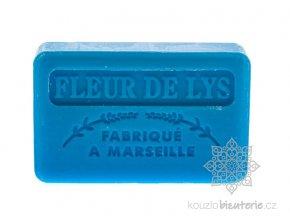 Marseillské mýdlo Foufour Lilie