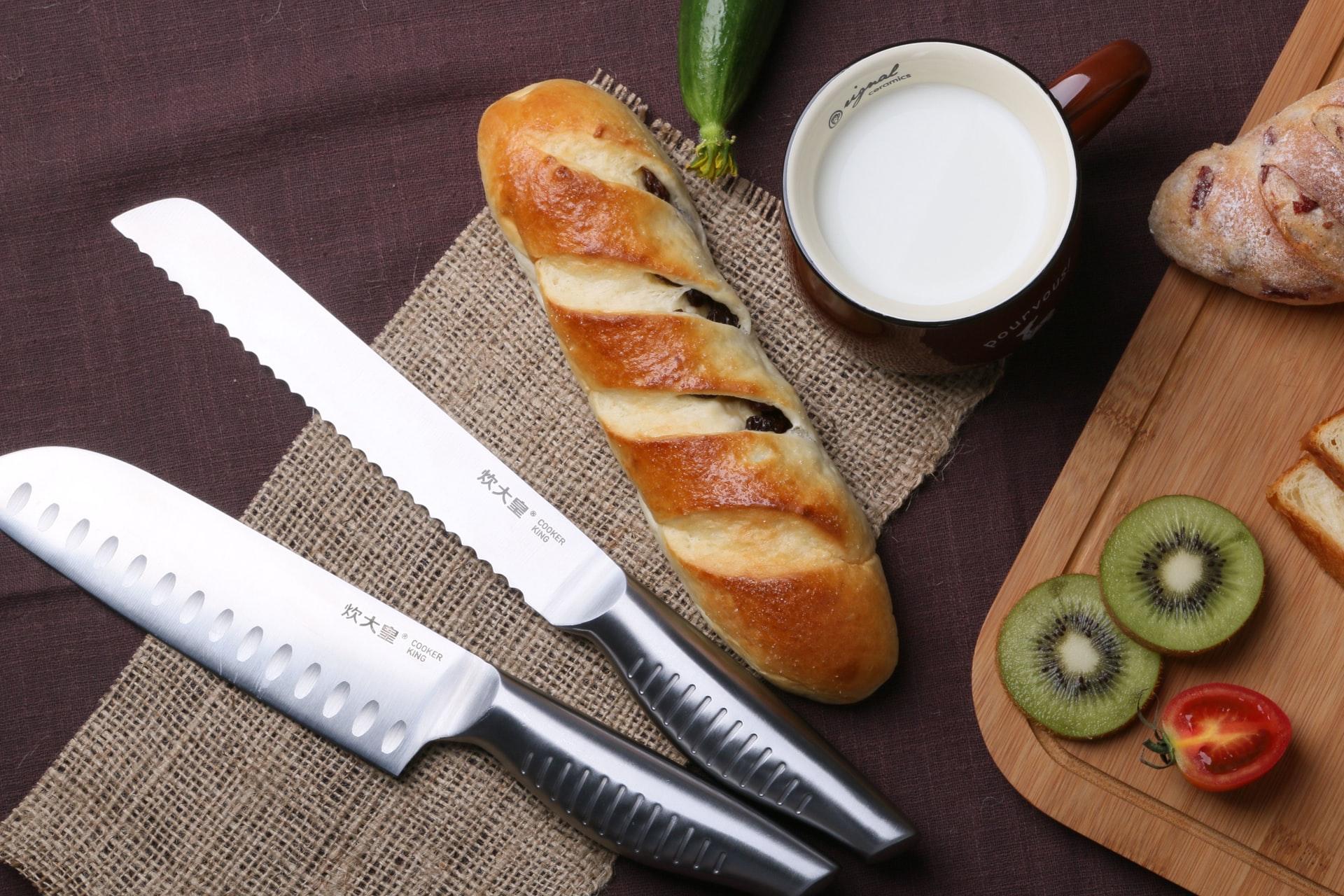Jak vybrat nůž do kuchyně?