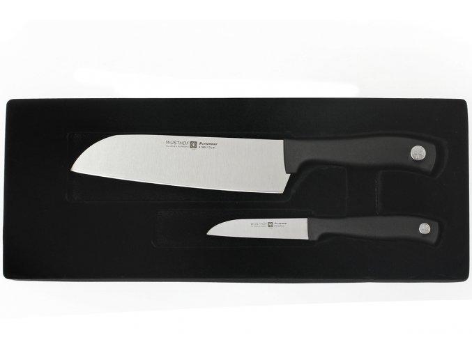 Sada nožů na zeleninu SILVERPOINT 2 díly